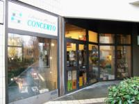 CONCERTO Librairie musicale